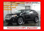 2011 Ford Edge SEL AWD 4x4 *Cuir, Toit pano. Mags 20 po in Saint-Jerome, Quebec
