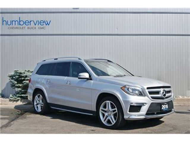 2016 mercedes benz gl class gl350 bluetec 4matic toronto. Black Bedroom Furniture Sets. Home Design Ideas