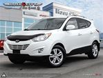 2011 Hyundai Tucson GLS~Heated Leather/Cloth~Bluetooth~ in Welland, Ontario