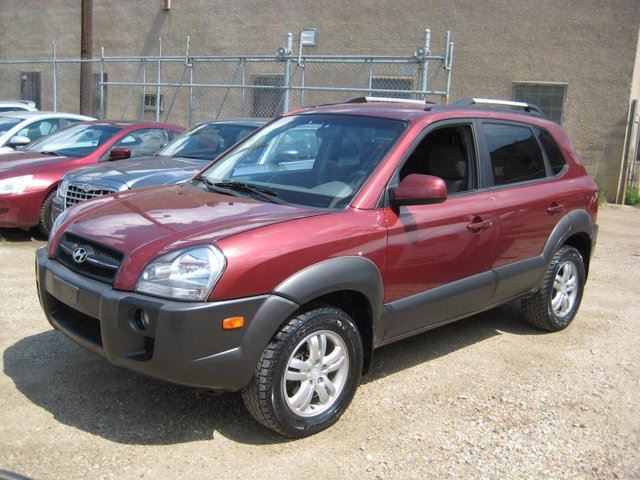 2007 hyundai tucson gls 4dr 4x4 edmonton alberta car. Black Bedroom Furniture Sets. Home Design Ideas