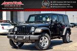 2016 Jeep Wrangler Unlimited WRANGLER UNLIMITED SPORT in Thornhill, Ontario