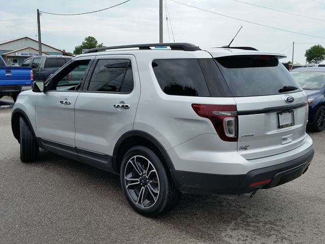 used 2013 ford explorer sport v6 ecoboost nav. Black Bedroom Furniture Sets. Home Design Ideas