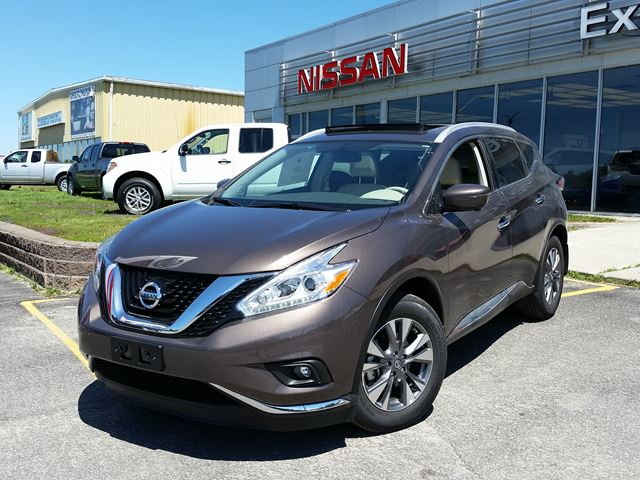 2016 nissan murano sl brown experience nissan new car. Black Bedroom Furniture Sets. Home Design Ideas