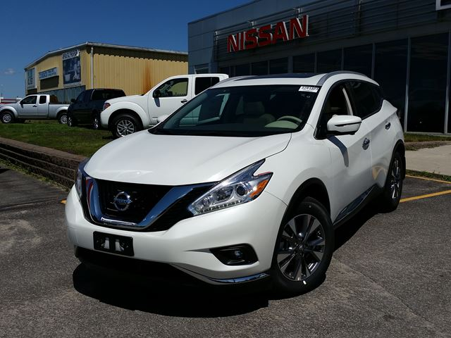 2016 nissan murano sl white experience nissan new car. Black Bedroom Furniture Sets. Home Design Ideas