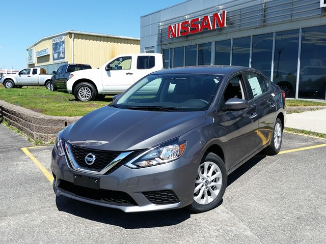 2016 nissan sentra sv dark grey experience nissan new. Black Bedroom Furniture Sets. Home Design Ideas