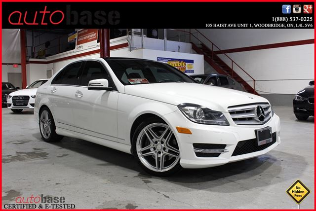 2013 mercedes benz c class c350 4matic navi premium for Mercedes benz extended warranty price