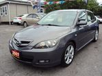 2007 Mazda MAZDA3 AUTOMATIC!!HEATED SEATS!!NEW TIRES!!CRUISE!! in Ottawa, Ontario