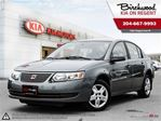 2007 Saturn ION Ion.2 Midlevel Safetied!!!/A\C/Cruise in Winnipeg, Manitoba
