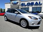 2012 Ford Focus Titanium NAVIGATION , LEATHER , REAR CAMERA. in Ottawa, Ontario