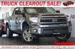 2014 Toyota Tundra 4X4 CREWMAX 5.7L TRD OFFROAD- DEALER SERVICED in London, Ontario