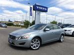 2012 Volvo S60 T5 A Level 2 VOLVO CERTIFIED PRE-OWNED 0.9% OAC - in Mississauga, Ontario