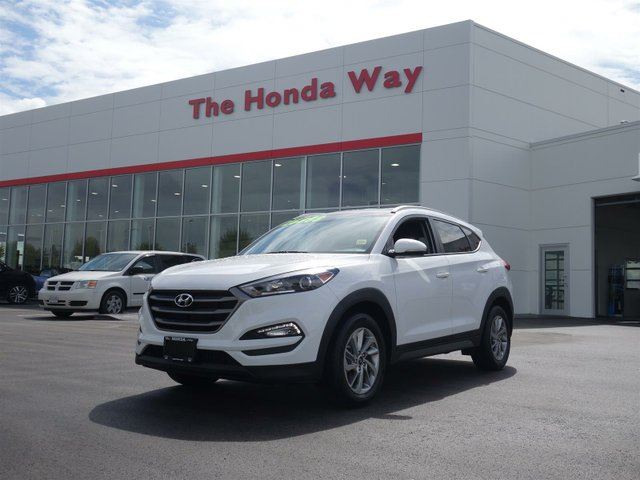 2016 HYUNDAI TUCSON PREMIUM AWD in Abbotsford, British Columbia