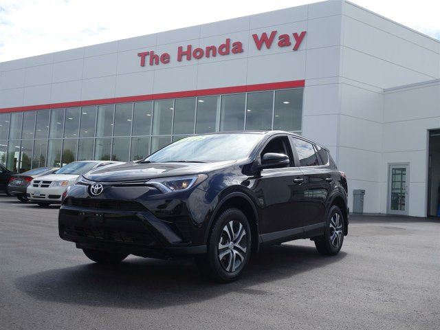 2016 TOYOTA RAV4 LE AWD in Abbotsford, British Columbia