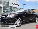 2012 Mercedes-Benz CL-Class Coupe in Surrey, British Columbia