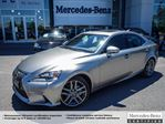 2015 Lexus IS 250 AWD 6A in Ottawa, Ontario