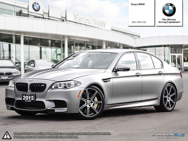2015 BMW M5           in Newmarket, Ontario
