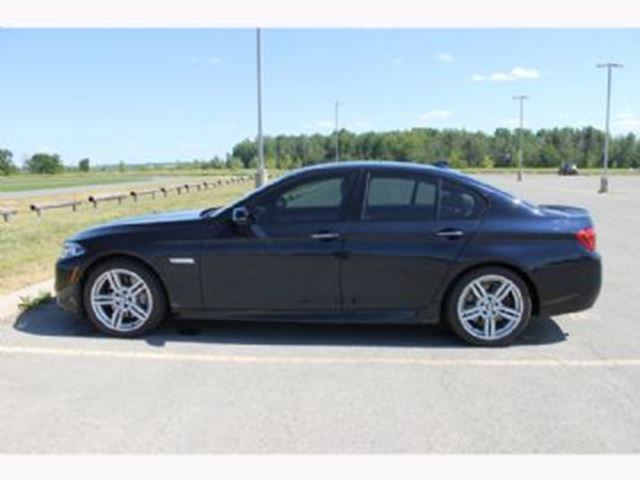 BMW Series I XDrive MSport AWD Mississauga Ontario - Bmw 535i m package