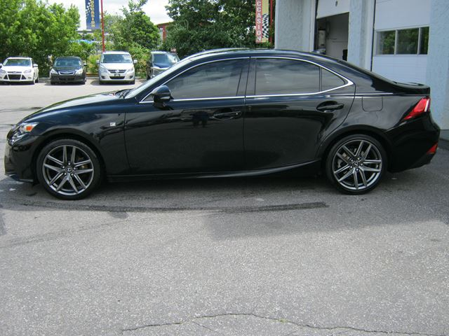 2014 lexus is 250 is f sport black on red factory warranty what a machine gatineau quebec car. Black Bedroom Furniture Sets. Home Design Ideas