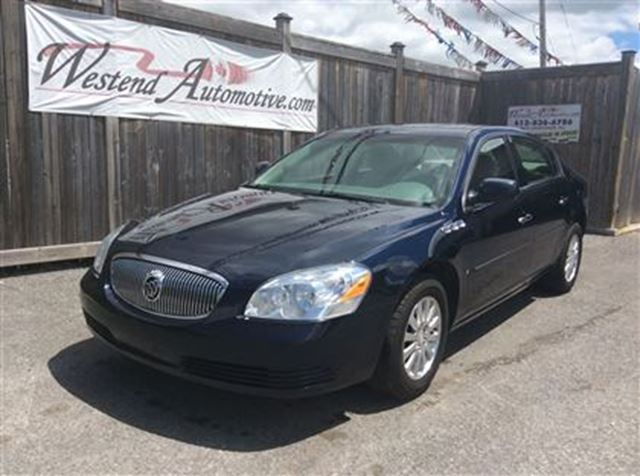 2008 Buick Lucerne Cx Ottawa Ontario Used Car For Sale