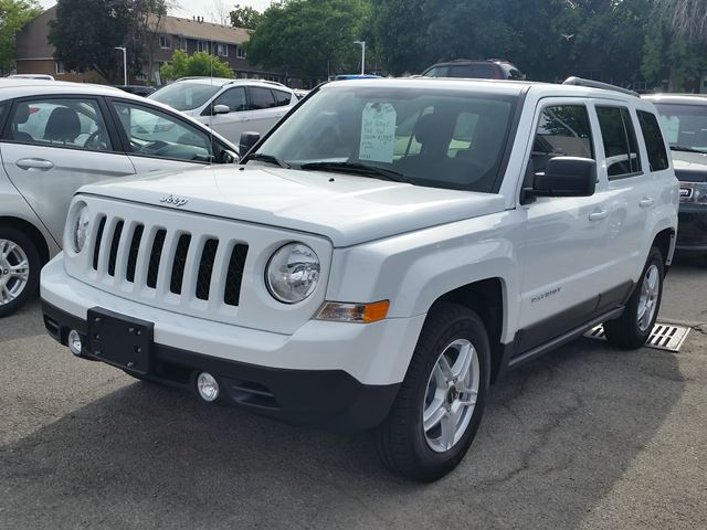 2015 JEEP PATRIOT North in Hamilton, Ontario