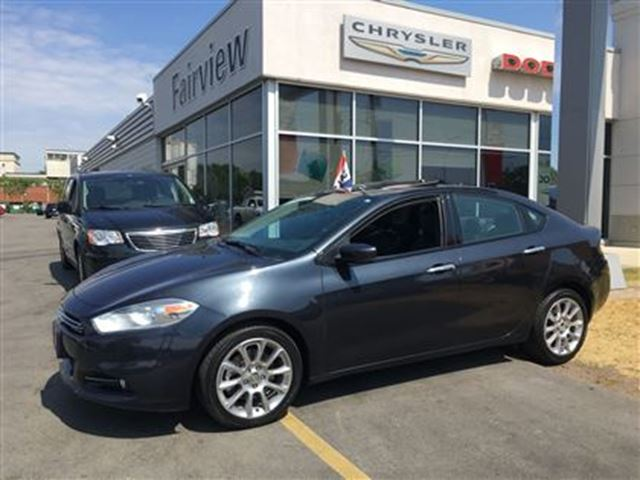 2014 dodge dart limited fully loaded fairview chrysler. Black Bedroom Furniture Sets. Home Design Ideas