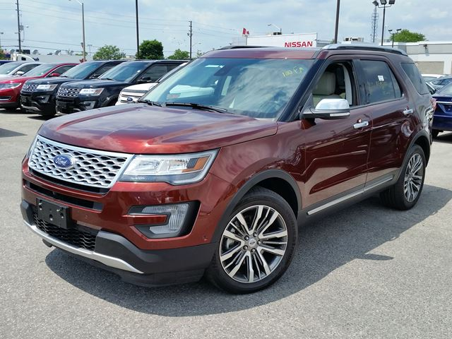 2016 ford explorer platinum scarborough ontario used car for sale 2527805. Black Bedroom Furniture Sets. Home Design Ideas