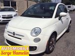 2012 Fiat 500 Sport in Chateauguay, Quebec