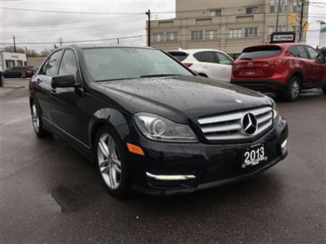 2013 mercedes benz c class c300 4matic sport pkg for Mercedes benz 2013 c300 price