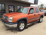 2004 Chevrolet Avalanche 1500 4X4 Z71 LOADED 142K! in Edmonton, Alberta