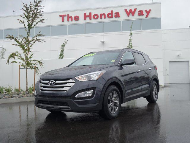 2016 HYUNDAI SANTA FE PREMIUM 2.4 AWD in Abbotsford, British Columbia
