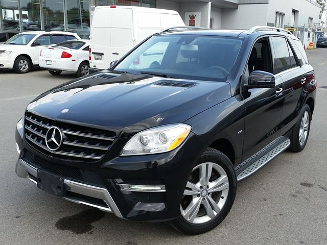 2012 mercedes benz m class ml350 bluetec black br auto for Mercedes benz ml350 bluetec price