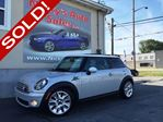 2010 MINI Cooper CAMDEN EDITION, PANORAMIC ROOF, AUTOMATIC! $0 DOWN $108 BI-WEEKLY! in Ottawa, Ontario