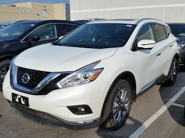 2016 nissan murano sl awd white woodchester nissan and infiniti new car. Black Bedroom Furniture Sets. Home Design Ideas