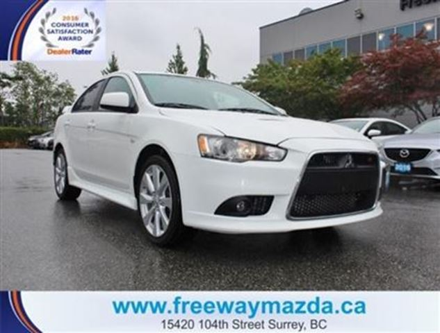 2013 MITSUBISHI LANCER - in Surrey, British Columbia