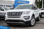 2016 Ford Explorer XLT Satellite Radio  Push Button Start  and Backup in Coquitlam, British Columbia