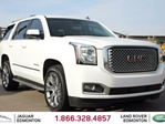 2015 GMC Yukon Denali - LOCAL EDMONTON TRADE IN | NO ACCIDENTS | NAVIGATION | REAR DVD | HEATED/COOLED FRONT SEATS | HEATED REAR SEATS | HEADS UP DISPLAY | FACTORY REMOTE STARTER | HEATED STEERING WHEEL | ADAPTIVE CRUISE CONTROL | LANE DEPARTURE WARNING | HEATED ST in Edmonton, Alberta