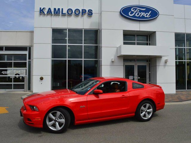 2014 Ford Mustang GT 2dr Coupe in Kamloops, British Columbia