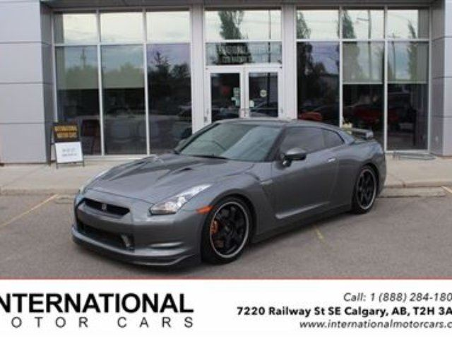 2009 nissan gt r grey south deerfoot suzuki. Black Bedroom Furniture Sets. Home Design Ideas