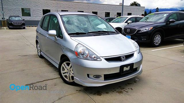 2007 honda fit sport a t local cruise control paddle. Black Bedroom Furniture Sets. Home Design Ideas