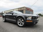 2009 Ford Mustang CONVERTIBLE, 5 SPD, LEATHER, LOADED! in Stittsville, Ontario