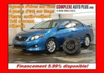 2009 Toyota Corolla S Sport *Toit ouvrant, Jupes, Mags in Saint-Jerome, Quebec