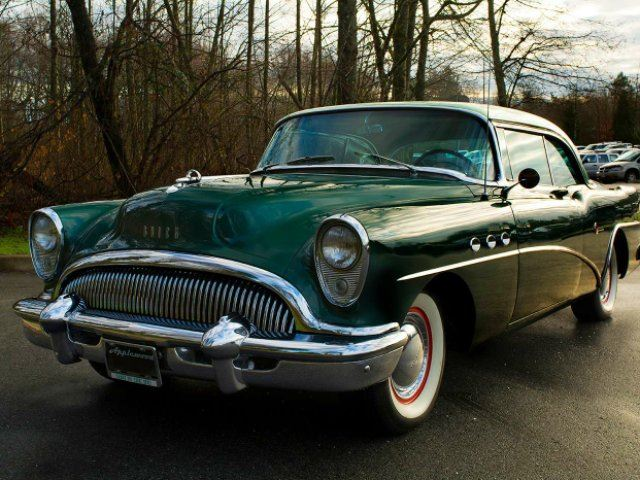 1954 Buick Riviera Super in Langley, British Columbia