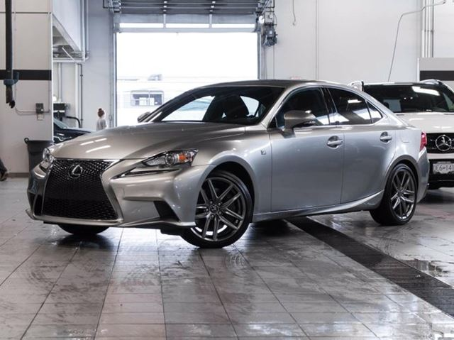 2016 lexus is 300 awd f sport series 2 silver lexus of. Black Bedroom Furniture Sets. Home Design Ideas
