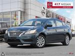 2013 Nissan Sentra 1.8 S // Automatic Transmission // A/C // in Ottawa, Ontario