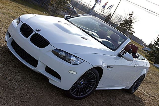 2008 BMW M3 6 SPEED NAV FULLY LOADED CONVERTIBLE CABRIOLET in Woodbridge, Ontario