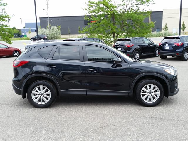 2013 Mazda Cx 5 Gs Awd Moonroof Bsm Milton Ontario Car For Sale 2532754