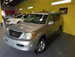 2005 Lexus GX 470 ~ DVD ~ NAVIAGATION ~ ALL POWER OPTIONS ~ CERTIFIE in Toronto, Ontario