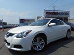 2011 Nissan Altima 2.5S - 2 DR - LEATHER - SUNROOF in Oakville, Ontario