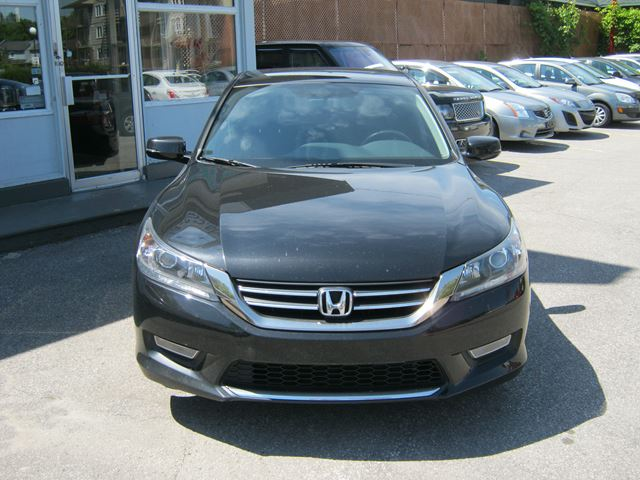 2013 honda accord sport model mags bt black on black 1. Black Bedroom Furniture Sets. Home Design Ideas