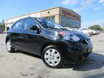 2015 Nissan Micra SV AUTO, A/C, BT, LOADED, 45K! in Stittsville, Ontario